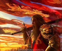 A GAME OF THRONES D.Lannister by nachomolina sur Deviant Art