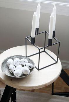 Awesome Minimalistische Tischdeko Ostern Schwarz  Weiß Check More At  Http://newhearmodels.
