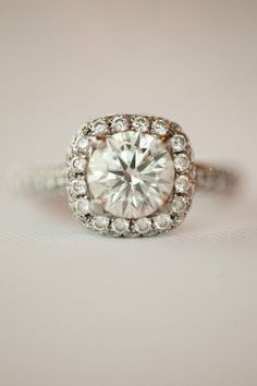 """I""""m liking the circle diamond with the squared off surrounding edge. But not if it's all circular!"""