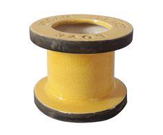 Ваза - керамика - желтый - Д20хВ16 | Westwing Интерьер & Дизайн