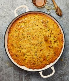 Yotam Ottolenghi's honey and yoghurt cornbread, poha and coconut flan, & swiss chard and ricotta pie. # savoury Baking Yotam Ottolenghi's recipes for fuss-free savoury bakes Yotam Ottolenghi, Ottolenghi Recipes, Baking Tins, Baking Recipes, Baking Ideas, Bread Baking, Bread Recipes, Cake Recipes, Baked Beans On Toast
