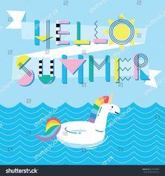 Pool Fun, Cool Pools, Cute Cartoon, Invitation Cards, Kids Rugs, Templates, Decor, Invitations, Illustrations