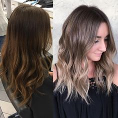 About time for that sunkissed summer hair ☀️ #babylights  #hairpainting #sombre #sunkissed #summerhair #beachhair #prettyhair #hairinspo #hairbybrittanyy