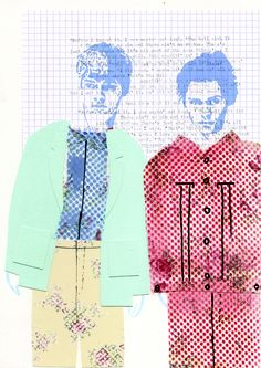 I can create an exciting Fashion Illustration Collage in 3 hours. #Hourlie on #PeoplePerHour.