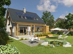 Ciepły - zdjęcie od Domy Czystej Energii - Domy - Styl Nowoczesny - Domy Czystej Energii