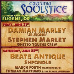 Eugene, OR As the Sun is the center of our region in the universe, the soul is the center of our personal world. At the center of this year, let's meet those with whom we share this precious collection of water… Click flyer for more >>