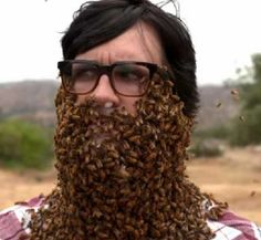 YouTube: 10,000 Bees On Face (Good Mythical Morning)