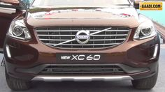 Volvo launched the facelift S60 and XC60 in India. Loaded with many changes on the inside and the outside, the cars now look even more elegant.