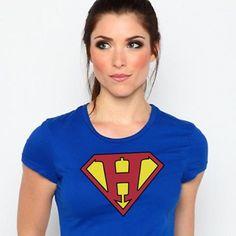 Shirt - Super(wo)man! Tee Shirt