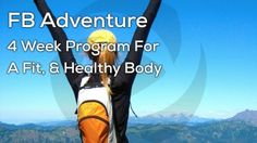 This 4 week workout program is perfect for summer! Workouts are 36 minutes on average, 4 days a week - the 5th workout of the week is any outdoor workout of your choice; swimming, hiking, biking, walking, surfing, wakeboarding, paddling, etc, etc. Take out the guesswork for better, faster, safer results with this one-of-a-kind workout program for a fun fit summer!