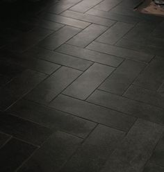 Boutique Black Porcelain Stone - Crossville Inc Tile - Distinctly American. Uniquely Crossville.