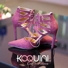 Estilo gladiadora em #marsala na moda sempre #koquini #comfortshoes #euquero Compre Online: http://koqu.in/2fqaw4y