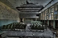 Photographing Decay: The Strange Appeal and Educational Qualities of Abandoned Places