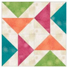 Block Mosaic 12 Pattern block utilizes half square triangle, AccuQuilt GO! or Studio fabric cutting dies to make cutting easy and accurate. Christmas Quilt Patterns, Easy Quilt Patterns, Pattern Blocks, Half Square Triangle Quilts Pattern, Painted Barn Quilts, Horse Quilt, Geometric Quilt, Pinwheel Quilt, Star Quilt Blocks