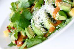 Kermainen thai-salaatti