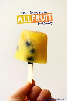 All Fruit Popsicles   Minimalist Baker Recipes