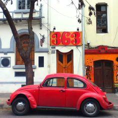 Barrio brasil v.1 (Santiago, Chile)