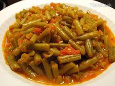 Zeytinyagli Yesil Fasulye (alebo zelená fazuľka po turecky)