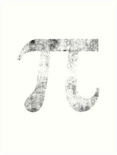 Pi Symbol 3.14 March Day Pie Cool Distressed Geek