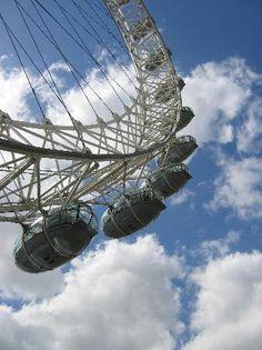 England, UK: London Eye, London