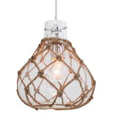 Mallory fönsterlampa Ø17cm Transparant - By Rydens