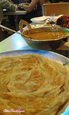 chane bread india when eating on queen restaurant