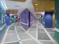 Marmoleum Real - Patewood Memorial Hospital (Greenville, South Carolina, EE.UU.) | Flickr: Intercambio de fotos