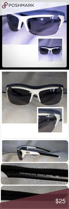 5f6bd29e38 NWOT Tifosi Optics Rafius Sunglasses NWOT Tifosi Optics Sunglasses are  known for durability and are popular