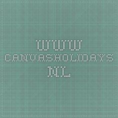 www.canvasholidays.nl