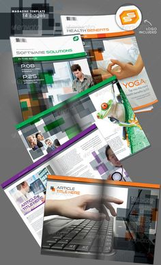 Solution Magazine 14 pages