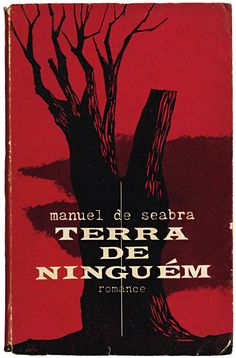 Terra de ninguém, Manuel de Seabra, edição de autor, design Victor Palla, 1959