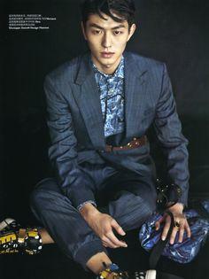 Jin Dachuan - A BLUE SPRING