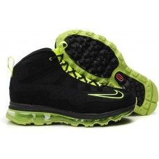 740d2041d1 Nike Air Max JR Fall 2011 Ken griffey sneakers in black/green ...
