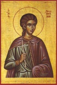 San Apolo Apostol discipulo de San Pablo krouillong comunion en la mano es sacrilegio