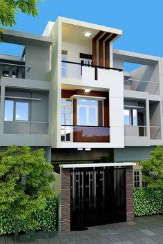 Small House Exteriors, Island Design, Home Fashion, House Plans, Mansions, House Styles, Home Decor, Kitchen Island, Quartos