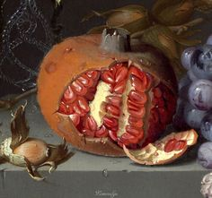 Jacob van Walscapelle (1644–1727) Dutch, 1644 - 1727 Still Life with Fruit 1675 oil on panel overall: 40 x 34.7 cm (15 3/4 x 13 11/16 in.) framed: 58.7 x 53 x 5.7 cm (23 1/8 x 20 7/8 x 2 1/4 in.) National Gallery of Art