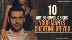 Sometimes you might not receive the same amount of love and reciprocation. is he cheating on you? 10 Not-So-Obvious Signs Your Man Is Cheating On You Cheating Boyfriend Signs, Is He Cheating, Cheating Quotes, Relationship Psychology, Relationship Blogs, Flirting Texts, Flirting Quotes For Him, Signs Of Lying, Men Who Cheat