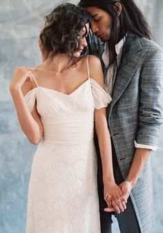 Clementine Wedding Dress Romantique by Claire Pettibone campaign