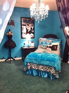 1000 images about princess bedrooms on pinterest for Audrey hepburn bedroom designs