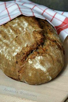 Arabeska: Chleb pszenno-żytni na zakwasie
