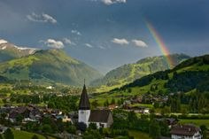 Saanen / Gstaad, Switzerland