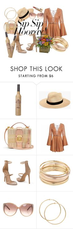 """""""nude"""" by indriafeby on Polyvore featuring Home Essentials, Madewell, Mark Cross, Venus, Mudd and Chloé"""