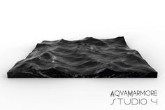 """AqvaMarmore by Studio4.  """"From idea to completion, technology at the service of your imagination."""""""