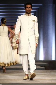 Shantanu and Nikhil at India Bridal Fashion Week