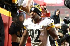 Steelers give James Harrison a two-year deal = The Pittsburgh Steelers have signed linebacker James Harrison to a new, two-year contract. It is worth $3.5M. It's unclear who Adam Schefter's sources are, but Harrison himself…..