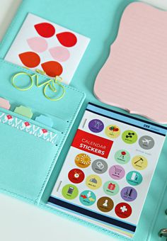 IHeart Organizing: My Daily Planner!
