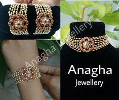 Gold Jewelry In Pakistan Diy Jewellery Chain, Gold Jewellery Design, Beaded Jewelry, Pearl Jewelry, Diy Jewelry, Silver Jewelry, Indian Wedding Jewelry, Indian Jewelry, Bridal Jewelry