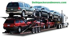 Car transportation services, packers and Movers services in Gurgaon India, more info visit @  Delhipackerandmovers.com