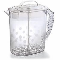 Quick-stir pitcher - just put the mix in and pump it - great for kool-aid and margaritas!