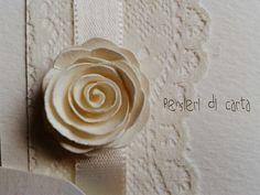 Rosa di carta Paper Rose